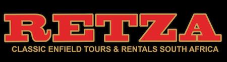 RETZA - Royal Enfield logo